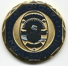 Photo: Carilion Clinic Police & Security, Challenge Coin
