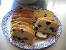 Lemon Blueberry Bread For Loaf