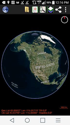 3D Map Xplorer