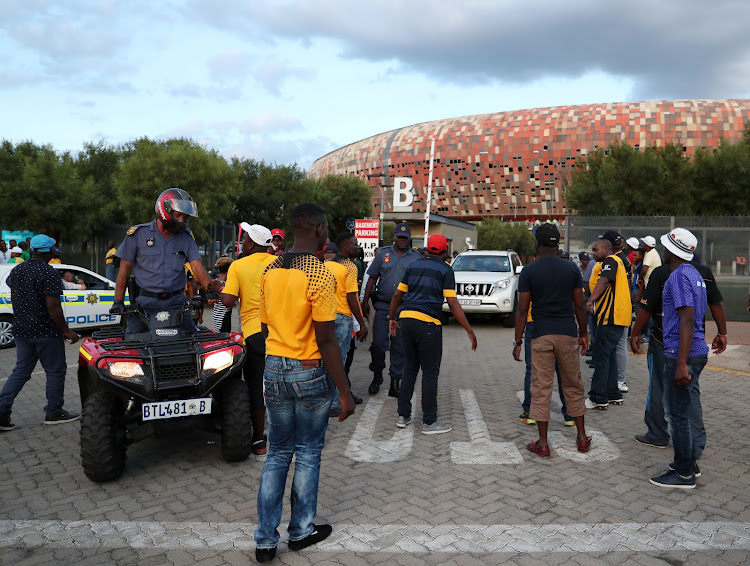 Soweto Derby: Fans Advised To Get To The Stadium Early To Avoid Soweto