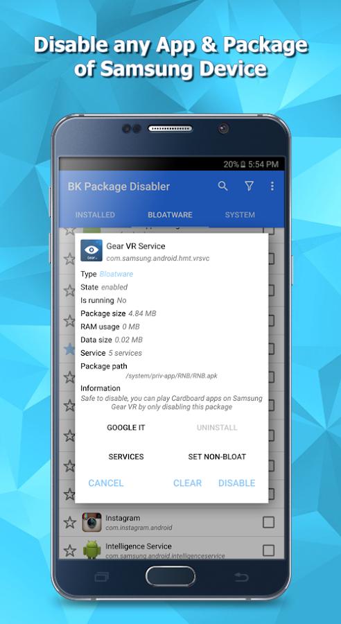 BK Package Disabler Samsung APK Cracked Free Download   Cracked