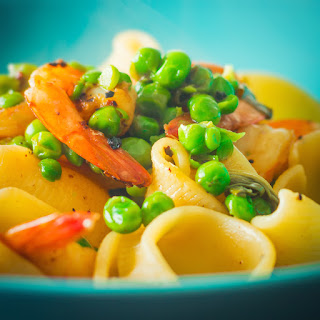 Shrimp Peas Pasta Recipes