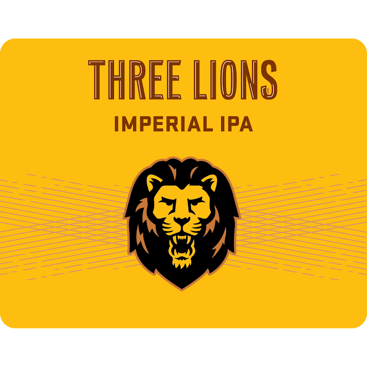 Logo of Real Ale Three Lions Imperial IPA