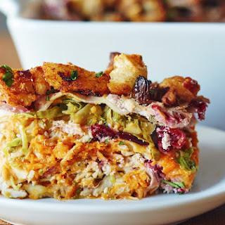 Leftover Lasagna Needs Gravy Recipe