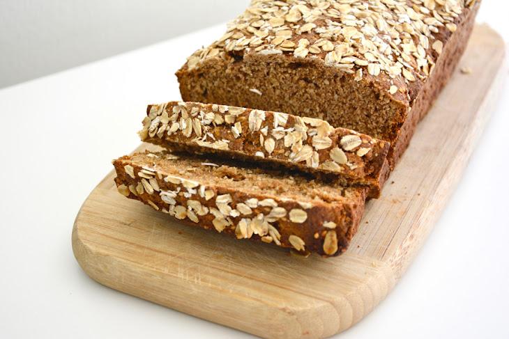 Yeast-Free Spelt Bread Recipe