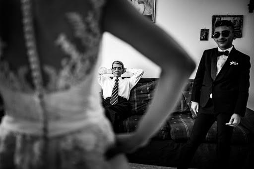 Wedding photographer Leonardo Scarriglia (leonardoscarrig). Photo of 02.12.2018