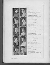 Photo: Top Down:Emily Allen/Hugh Walter Sanders/Carrie Mae Grobmyer/Louise Oliver/Buck Daggett/Margaret Eldridge/Mabel Parker/Lettie Mae Surginer/Ethel Lewis/Edward Thorne