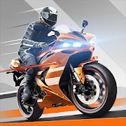 Top Rider: Bike Race & Real Traffic  MOD APK 1.00.1 (Mega Mod)