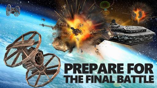 Cosmos Odyssey Galactic Battle
