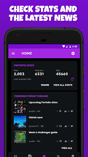 Fam for Fortnite: friends, chat, news and more!