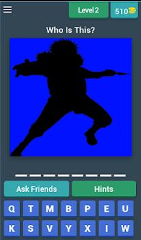 Naruto Shadow Quiz