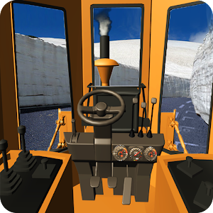 Snow Bulldozer Winter Driving for PC and MAC
