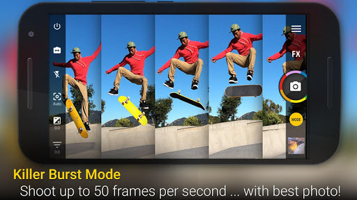 Camera ZOOM FX - FREE  screenshots 4
