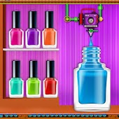 Nail Art Fashion Salon Factory