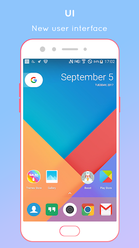 MIUI10 Launcher, Theme for all android devices 1.0.13 app download 1
