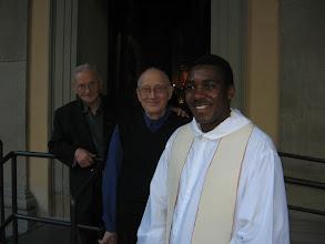 Photo: padre Adolfo Sacerdote del Sacro Cuore (dehoniani) Congo