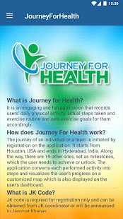 Journey for Health - náhled