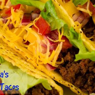 Mamma's Ultimate Tacos.