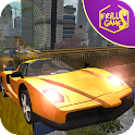 Speed Car Driving Simulator GT icon