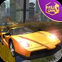 Speed Car Driving Simulator GT icon