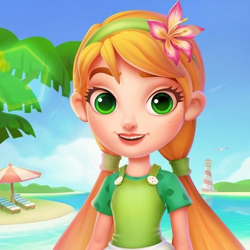 Baixar Jellipop Match-Decorate your dream island!