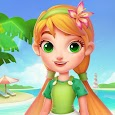 Jellipop Match-Decorate your dream island! icon