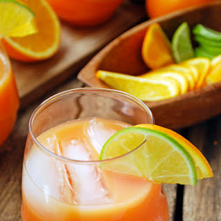 Ladies' Night Rum Punch Recipe
