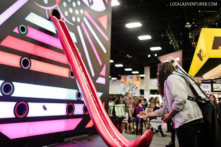 2015 Comic Con San Diego.