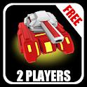 Ultra Tanks Arena - 2 players - FREE icon