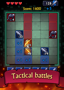 Mini Tactics: Puzzle on the line- screenshot thumbnail