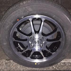 アクア NHP10 H26モデルのタイヤのカスタム事例画像 たけちゃんさんの2019年01月10日00:18の投稿