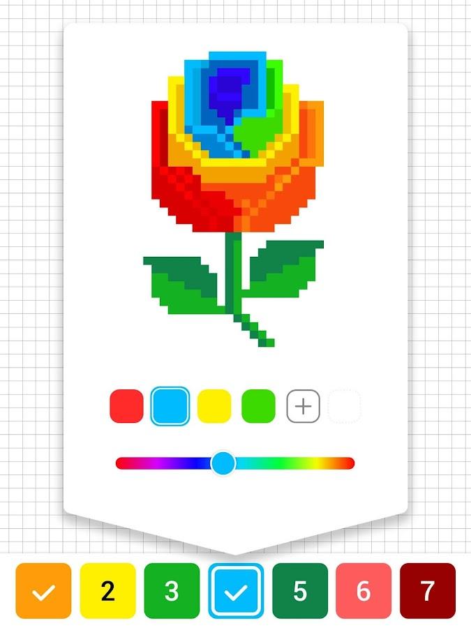 Tolle Farbe Nach Anzahl Leicht Bilder - Mathematik & Geometrie ...