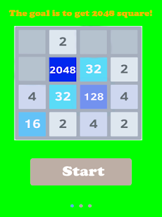 New Year Special 2048 - náhled