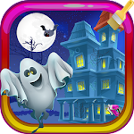Haunted House Repair Icon