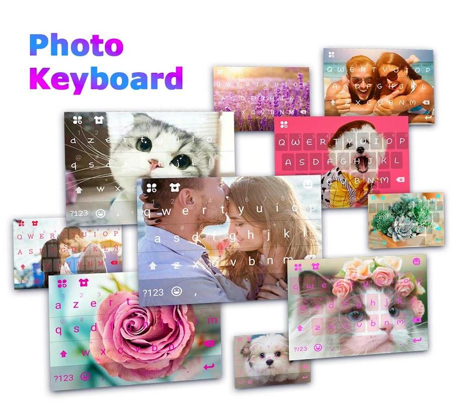 ❤️Emoji keyboard - Cute Emoticons, GIF, Stickers screenshots