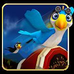Cannon Bird Icon