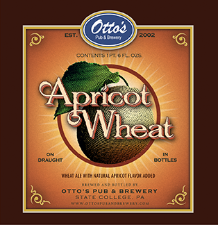 Logo of Otto's Apricot Wheat