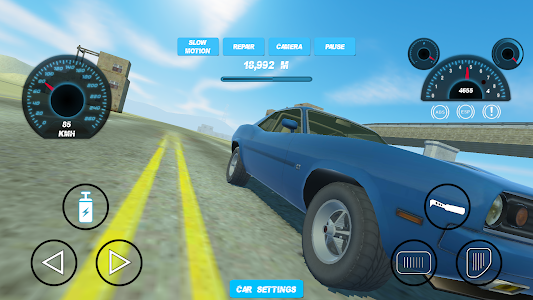 Real Muscle Car 5.0