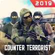 Counter Terrorist Open war commando shooting game icon