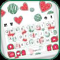 Watermelon Doodle Keyboard Theme icon