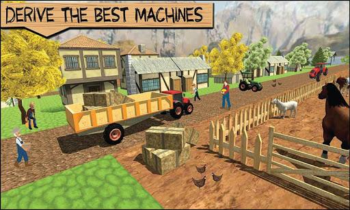 USA Farming Sim 19  trampa 2