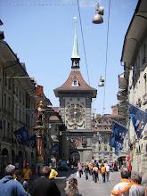Photo: De Zytglogge .... het bekendste bouwwerk in Bern.