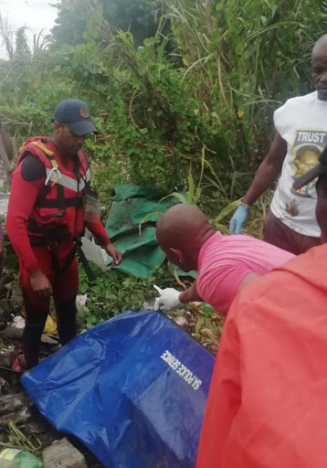 Body of girl, 6, washed away in Durban floods recovered