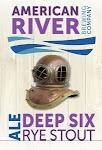 American River Deep Six Stout