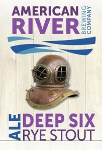 Logo of American River Deep Six Stout
