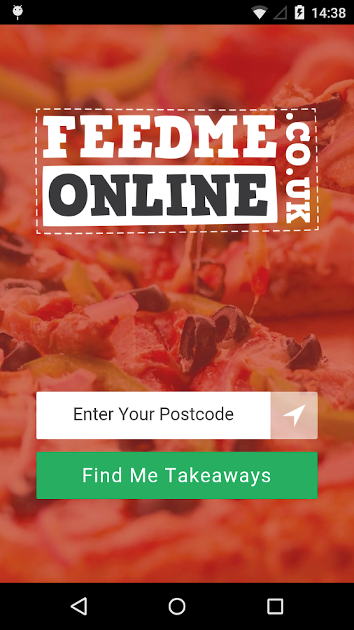 Feed Me Online- screenshot