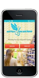 OfferLocation - Events & Deals- screenshot thumbnail
