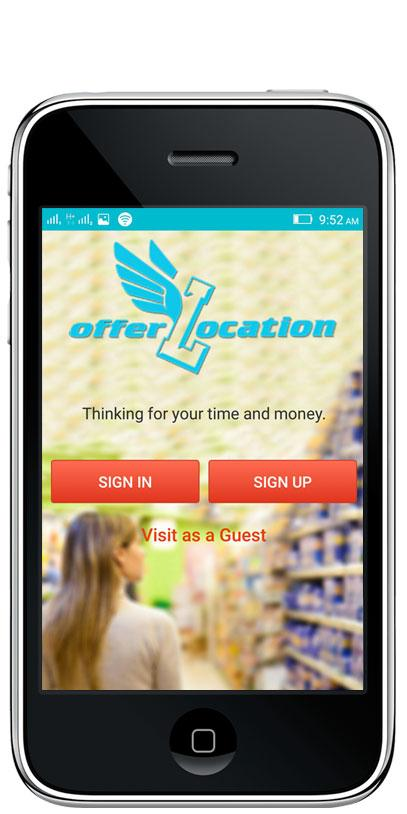 OfferLocation - Events & Deals- screenshot