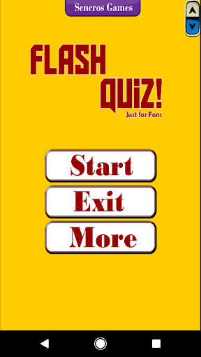 Flash Quiz