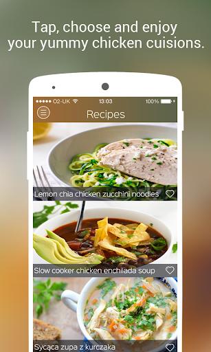 Chicken Delights : 100+ recipe